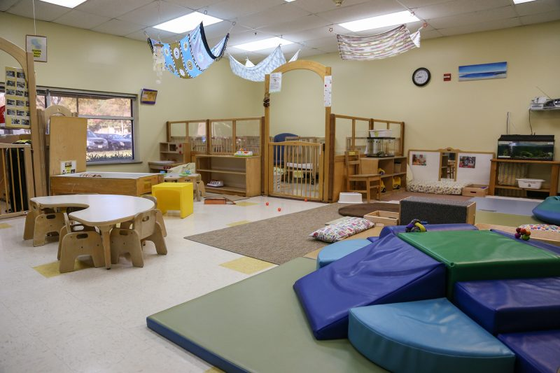 Child Care and Development room